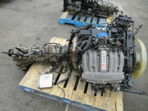 Toyota 4Runner 3.0L V6 Moteur 3VZE with Maneul Transmission