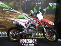 Honda CRF 250 Motocross Bike VERY SMART!!!