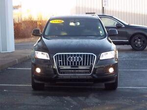 2016 Audi Q5 Q5  Progressiv