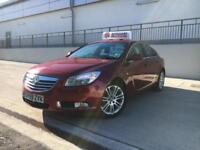 VAUXHALL INSIGNIA EXCLUSIVE 160CDTI * ONLY 45,000 MILES * F.S.H *