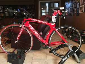 Specialized Transition Pro Triathlon Bike