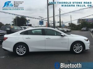 "2017 Chevrolet Malibu LT  17""ALLOYS,REARCAM,POWER SEAT"