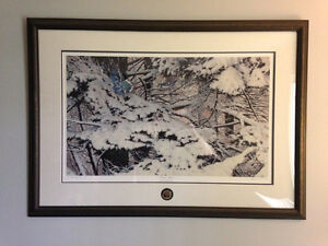 Ducks Unlimited, Limited Edition Print