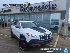 2017 Jeep Cherokee L Plus Pkg  - Leather Seats - $199.32 B/W