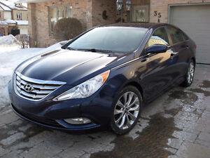 2013 Hyundai Sonata Berline Limited 2.4L