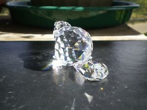 Swarovoski Crystal Beaver Figurine Kitchener / Waterloo Kitchener Area image 4