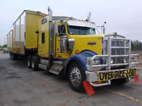 Looking for Class 1 Drivers