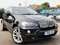 2010 BMW X5 XDRIVE 35D M SPORT AUTOMATIC 7 SEATER 4X4 4X4 DIESEL