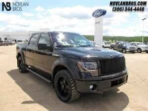 2014 Ford F-150 FX4  - sk tax paid - trade-in - one owner - Blue