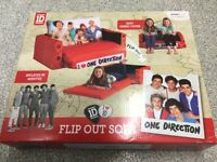 FLIP OUT SOFA BY ONE DIRECTION