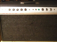 VINTAGE 1966 HEATHKIT 212 AMPLIFIER