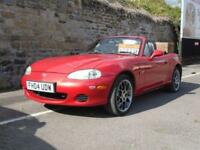 2004 04 MAZDA MX-5 1.8 EUPHONIC 2D 144 BHP - NEW BRAKES ALL ROUND EXCELLENT SPOR