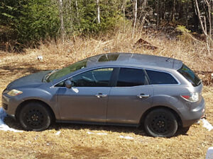 2007 mazda CX7 AWD Turbo. FOR PARTS