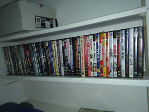 DVDS ACTION AND COMEDY ONLY GOOD QUALITY A TOONIE EACH