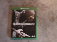 Mortal Kombat X for sale