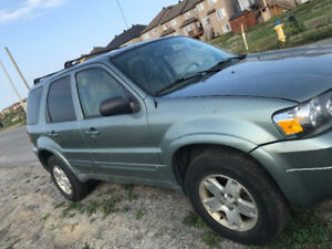 2006 Ford Escape Limited SUV, V6 4X4
