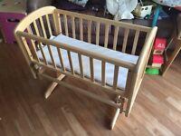 John Lewis Anna Glider Crib
