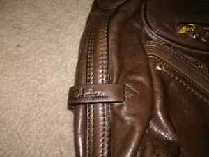 COLE HAAN BROWN LEATHER PURSE!! Kitchener / Waterloo Kitchener Area image 3