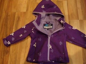 Spring or Fall Jacket Girls size 3