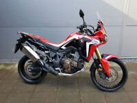 2016 65 Honda Africa Twin DCT Automatic CRF1000 D-G Red 2 Former Keepers