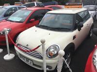 Mini 1.4 One Petrol - MOT - Cream - Warranty - Finance Available
