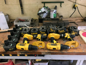 Dewalt 14V and 18V Package