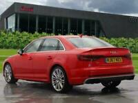 2018 Audi A4 3.0 TFSI quattro 354 PS tiptronic Saloon Petrol Automatic