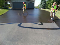 WANTED :Driveway Sealing ( Brush person)