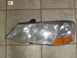 OEM Lamps for Honda, Acura TSX, RXS.