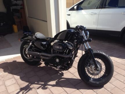 2012 Harley Davidson Forty Eight Morley Bayswater Area Preview
