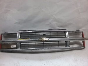 1998 TO 1999 CHEV TRUCK FRONT BUMPER