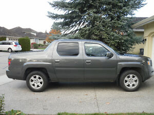 2007 Honda Ridgeline EX-L, Leather