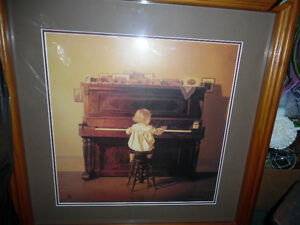 a wee tune by Judy MInor 77/700 piano