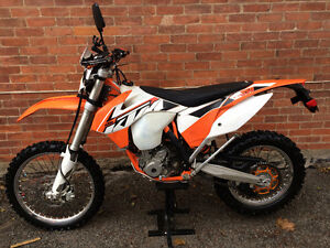 2015 KTM 350 EXC-F blue plated with $3000+ in extras Peterborough Peterborough Area image 5