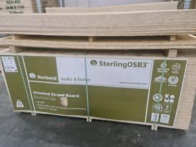 Timber boarding