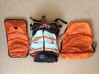 Boreas Bootlegger backpack set