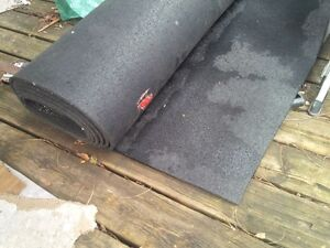 Rubber roll 1/2 x 4'ft x 20' ft