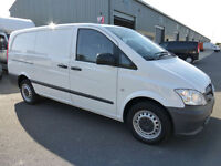 2014 Mercedes-Benz Vito 110 CDi LWB, LOW MILES, ex MERC lease, SUPERB ALROUND