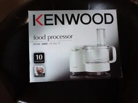 New Kenwood Food Processor