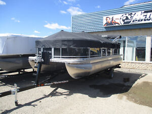1 only new Forest River Xcursion 20 pontoon at a real deal!