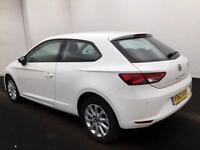 2014 SEAT LEON 1.6 TDI SE 3dr DSG Coupe