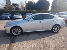 2006 LEXUS IS 250 2.5 SE-L V6 PETROL MAN FULLY LOADED LOVELY CONDITION NEW MOT