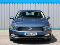 Volkswagen Passat 1.6 Se Tdi Bluemotion Technology 2016 (16) • from £52.06 pw