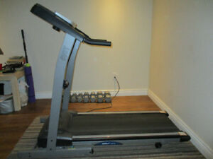 Tempo 610T Electric Treadmill