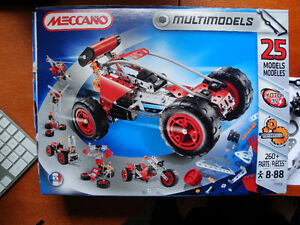 """Meccano """"Multi Models"""" set: discontinued/hard to find"""