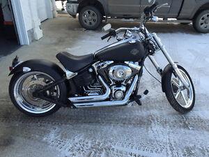 2009 Harley Davidson rocker C FXCWC