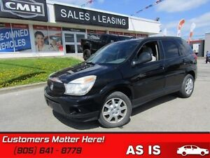 2006 Buick Rendezvous   AS TRADED *UNCERTIFIED*