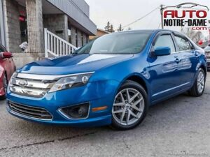 Ford Fusion 4dr Sdn I4 SEL FWD CUIR TOIT AVEC 60 000 KM  2011