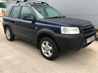 Land Rover Freelander 2.0Td4 2003 Serengeti long mot