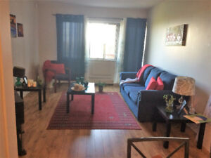 Sublet beautiful 3 1/2 next to Loyola Campus